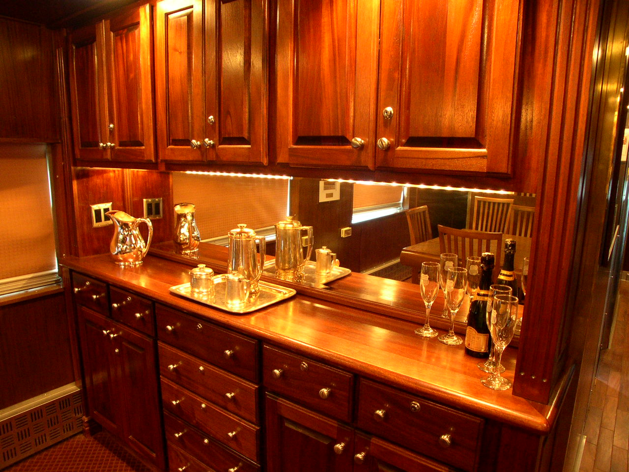 side cabinet dining room